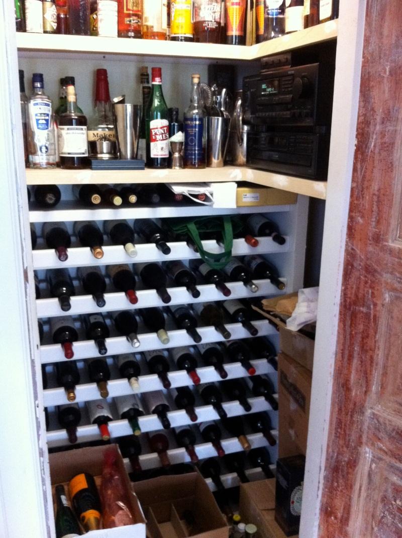 Diy 120 bottle wine rack plans wooden pdf bedside table for Tabletop wine rack plans
